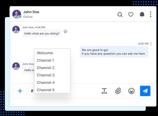 #Channels